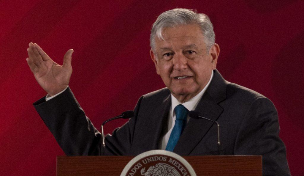 Presidente Andres Manuel Lopez Obrador